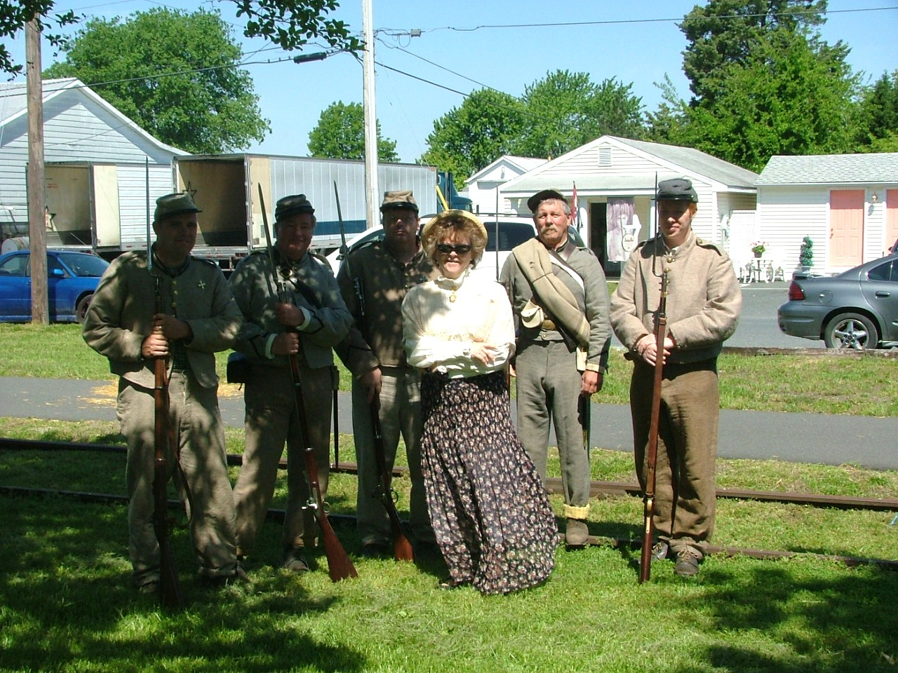 Old Time Ridgely Days 5-7-11 007