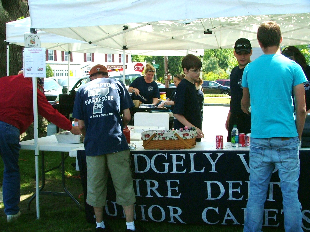 Old Time Ridgely Days 5-7-11 098