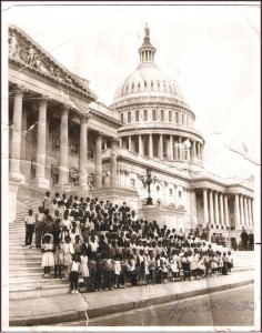 Class of 1954 White House Visit