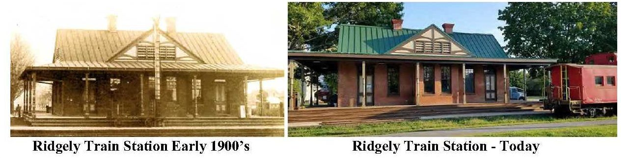 Ridgely Historical Society, Chapter CCHS, Ridgely, MD